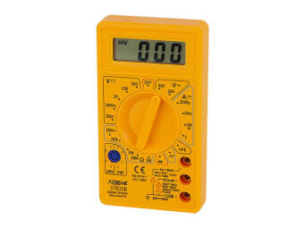 DT830B DIGITAL MULTIMETER DC / AC Messgeräte