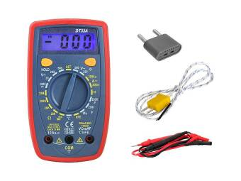 DT33A DIGITAL MULTIMETER DC / AC Messgeräte