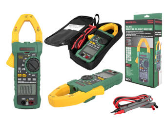 MS2115A RMS DIGITAL DC/AC Mastech CLAMP METERS