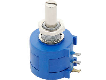 100K Ohm / 2W Multiturn Potentiometer