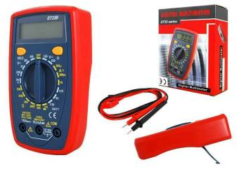 DT33B DIGITAL MULTIMETER DC / AC Messgeräte