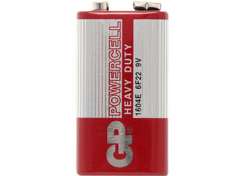 GP Bateria 6F22 POWERCELL  9V