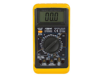 DT890G XTREME DIGITAL MULTIMETER DC / AC