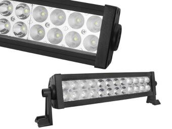 LED Offroad Light Bar Scheinwerfer 10-30V 3Wx24LED 72W 6500K COMBO