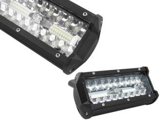LED Offroad Light Bar Scheinwerfer 40 X LED, 120W, 10-30V, COMBO.