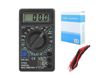 DT832 DIGITAL MULTIMETER DC / AC Messgeräte